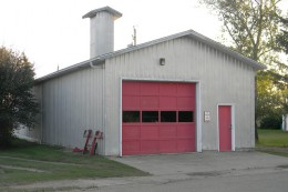 Kinsella fire hall